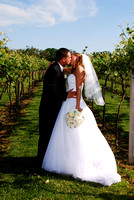 Brandon and Jen - Wedding at Lavendar Crest Winery