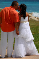 Jessica and Corey Wedding Cancun